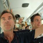 Vilsna bussresenärer