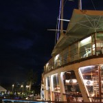 Ex-Beatle's båt