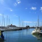 Hamnen i Funchal