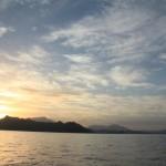 Soluppgång Cape Verde