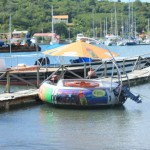 Hamnen i St George