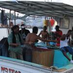 Lokala fiskare